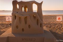 SSS_0214 (Sam 8899) Tags: sand sculpture beach sunrise morning light sky sea color