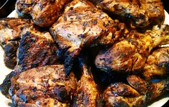Grilled Lemon Chicken (cleanfreshcuisine) Tags: grilling dinner chicken lemon oliveoil herbs garlic healthy delicious