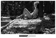Isaac Luiz (angela.macario) Tags: isaac luiz angela macario goiania goias brasil brazil bosque mato homem masculino ensaio man portrait retrato preto branco