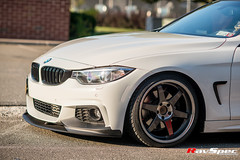 "RAYS VOLK Racing TE37SL Pressed Graphite - BMW 4 Series Grancoupe • <a style=""font-size:0.8em;"" href=""http://www.flickr.com/photos/64399356@N08/28322688610/"" target=""_blank"">View on Flickr</a>"