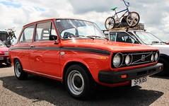 SFN 16S (Nivek.Old.Gold) Tags: 1978 volvo 66 gl 13 auto 1397cc