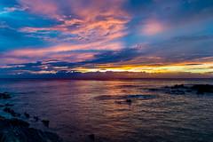 Aeasaki sunsets (shinichiro*) Tags:    jp 20160821ds38427 2016 crazyshin nikond4s afsnikkor2470mmf28ged arasaki yokosuka kanagawa japan summer august evening