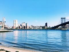 (wongandydev) Tags: new york brookyln manhattan bridge manhattanbridge janes carousel east river eastriver water financial