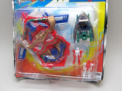 Space Machines (The Moog Image Dump) Tags: pms 1998 toy space machines robot ship carded card figure cheap mecha power suit