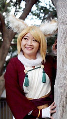 Selkie (Marigold and Rue Photography) Tags: selkie fire emblem fates if cosplay anime manga nintendo 3ds fox expo 2016 ax