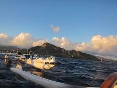 IMG_6843 (nautical2k) Tags: waikikibeachboys paddling outrigger canoe diamondhead honolulu oahu