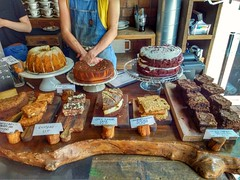 Mrs Atha's (tubblesnap) Tags: mrs athas coffee tea shop cafe cake traybake