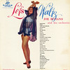 Let's Waltz (Jim Ed Blanchard) Tags: lp album record vintage cover sleeve jacket vinyl pretty woman girl sexy cheesecake easy listening lounge model beautiful waltz joe biviano negligee legs gams cursive underwear