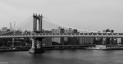 Manhattan Bridge | NY (Pordeshia) Tags: manhattanbridge bridge ny newyork river