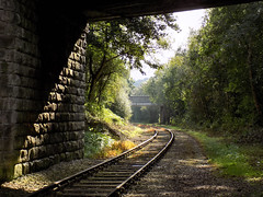 North Staffordshire Railway near Wall Grange (Jason_Hood) Tags: disused abandoned railway railroad northstaffordshirerailway stoketoleekrailway