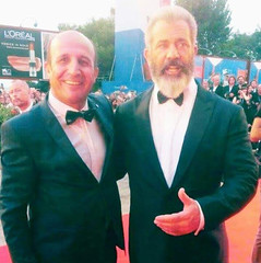 Omer_Sarikaya-Mel_Gibson (canburak) Tags: melgibson omersarikaya