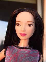 Sojung the Korean beauty (Dollytopia) Tags: barbie doll asian korean sojung ladies code kpop lee jung south korea beauty lea kayla asia japan