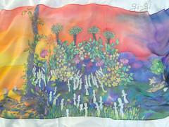 hatiffnat_03 (Gi--Gi) Tags: moomins hattifattener                handmade silk accessorize tove jansson moomin