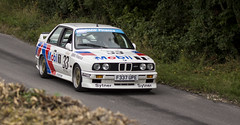 BWM M3, Kop Hill Climb 2016 (IFM Photographic) Tags: img2521a canon 600d sigma70200mmf28exdgoshsm sigma70200mm sigma 70200mm f28 ex dg os hsm kophillclimb kophill kop hill climb kophillclimb2016 car auto voiture princesrisborough princes risborough buckinghamshire bucks bmw m3 touringcar bttc sytner