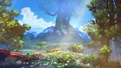 387290_20160922202841_1 (fettouhi) Tags: ori blind forest fettouhi games screenshots