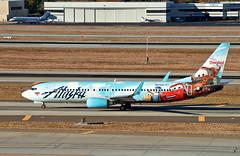 Alaska Airlines | Boeing 737-890 | N570AS (Vitaliy Lobanov) Tags: aereo aeroplane aeroplano aircraft airplane airport avia aviao aviation avion a99 spotting sony sonya99 slt99 sonyalpha sjc ksjc sanjose planespotting plane flugzeug