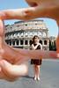 """Immaginare (Claudio """"Grincius"""") Tags: rome roma square hands dress roman mani colosseum romano silvia frame imagine colosseo immaginare vestito inquadratura campoli"""