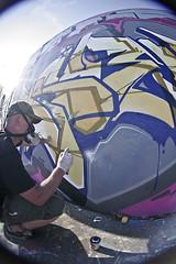 Geser x Asuem (Intentionally Blank.) Tags: graffiti ct molotow 860 geser asuem