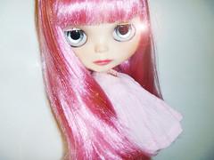 Flora has a twinkle in her eye xx
