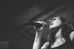 Ingrid Michaelson | About To Blow (Sean Molin Photography) Tags: blackandwhite bw concert live indianapolis grain band july 85mm indy singer vocalist microphone editing mic vocals 2012 d800 lightroom nikon85mm primelens ingridmichaelson vsco muratcentre nikond800 filmemulation seanmolin wwwseanmolincom filmpreset oldnationalcentre nikonafsnikkor85mmf14g nikon85mmf14afs seanmolinphotography vscofilm visualsupplyco indyconcertscom deluxeoldnationalcentre oldnationacenter