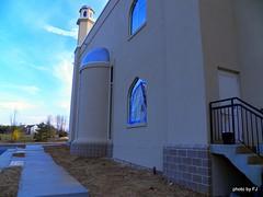 100_0676 (God's World, USA) Tags: usa virginia photos islam prayer ami va vandalism fairfax friday 2012 chantilly 2011 ahmadiyya walneyroad mubarakmosque westfieldblvd 4555ahmadiyyadrive ahmadiyar