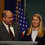 Stephanie Schierholz's last day at NASA