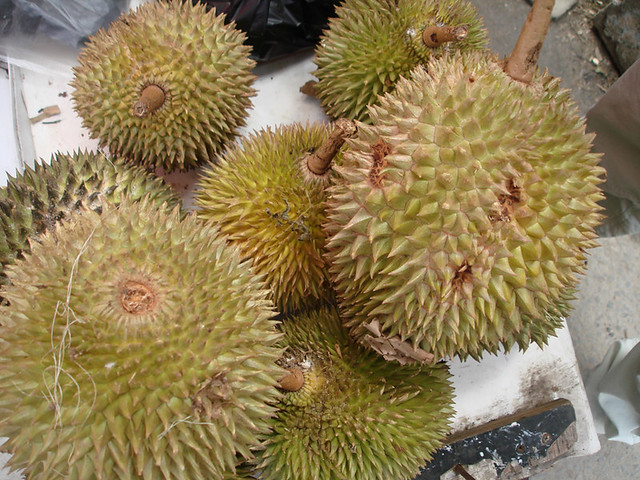 Spikey Fruit