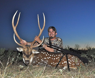 2012 Axis Buck
