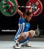 Contreras DOM 53kg (Rob Macklem) Tags: dom olympic weightlifting contreras kaz 53kg chinshanlo