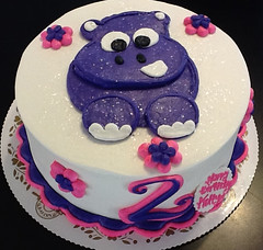 IMG_0260 (Rick's Bakery) Tags: milestonebirthdays kidbirthdays hippo childrensbirthdays kidsbirthdays animals animal