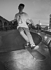 Alistair Freeman - Black & White @ Wycombe (old_skool_paul) Tags: park new light summer white black film fashion shop analog photoshop 35mm canon 50mm graffiti evening high nice team afternoon skateboarding no air buckinghamshire skating grain flight hipster first style august skaters fisheye converse heads snowboard only scrawl vans uni sputnik try friday adidas 8mm bucks grind alistair sb freeman supreme 2012 crews 135mm wycombe lurkers nfts strobist berrics 60d rokinion oldskoolpaul