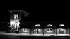 Caperton Station (Mike Pulsifer) Tags: night wv trainstation martinsburg caperton