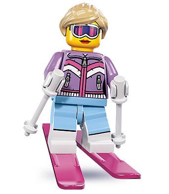 LEGO 人偶包第8彈!~ 8833 MINIFIGURES SERIES 8