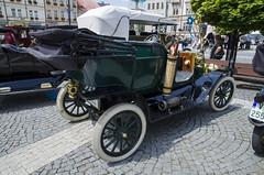 Ford Model T Touring (1912) (The Adventurous Eye) Tags: classic ford car t model meeting 1912 touring 2012 sraz turnov jičín rohozec hrubý veteránů loukotě řemeny loukotěařemeny