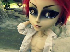 ~Call the paramedic~ (hillary795) Tags: doll dolls piercing planning groove pullip hash jun junplanning taeyang taeyanghash taeyanghashdoll