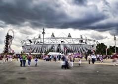 Olympic Stadium (steve.broomhall) Tags: park london athletic nikon stadium olympic 2012 odc ourdailychallenge d3100 odc3
