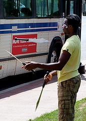 "0006532 (Shakies Buddy) Tags: canada nb special knives busker juggling juggler saintjohn throws ""street ©allrightsreserved theatre"" nbphoto saintjohnwaterfront"