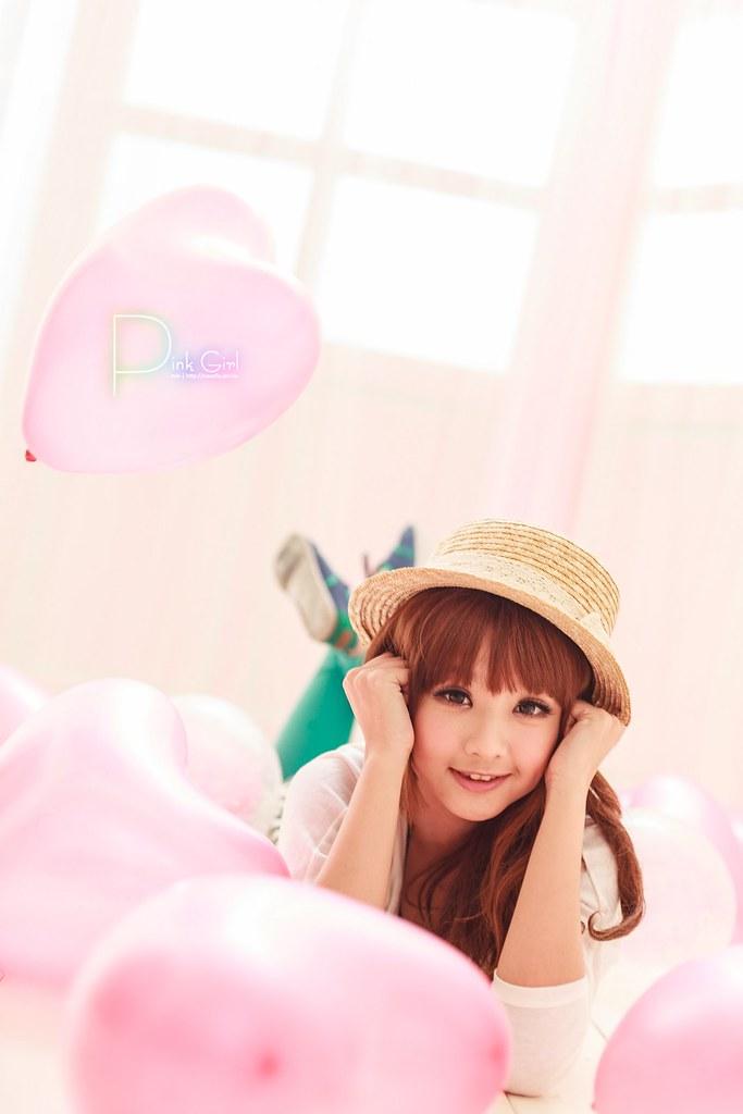 [MINI]粉色系女孩