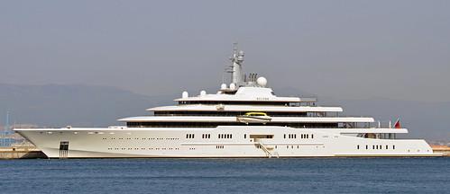 eclipse yacht gibraltar superyacht detachedmole portofgibraltar myeclipse