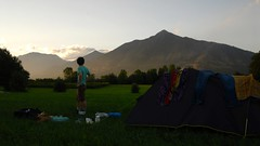 Camping in Italy (thomas.enee) Tags: camping italy mountain montagne nikon italia thomas piemonte d200 interrail italie easterneurope centraleurope bivouac enee campingsauvage