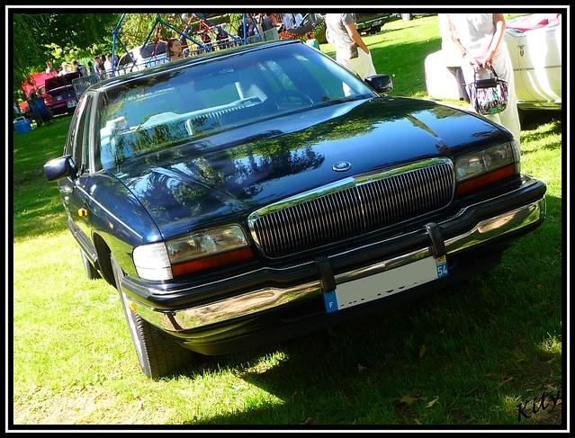 auto cars car automobile voiture coche véhicule américaine buickparkavenue worldcars americaincrazyshow2011