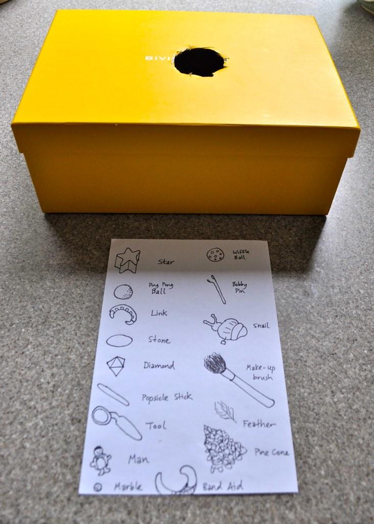 DIY Fun Mystery Box CrumbBums