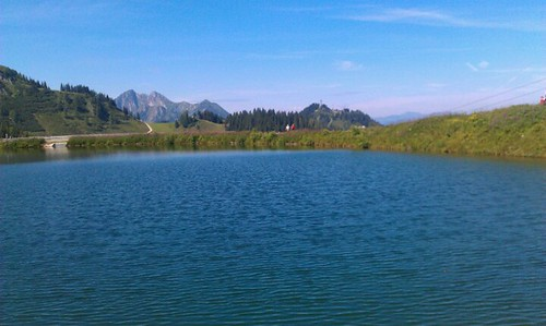 At Grafenbergsee
