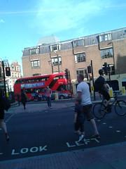 New 38 (Fast as Light) Tags: new bus angel upperstreet routemaster islington london2012 frm mayoroflondon islingtongreen borisjohnson wrightbus nb4l xrm arrivalondon new38 dennisbus ariiva newbusforlondon borismaster borisbus flickrandroidapp:filter=none