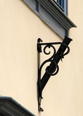 (:Linda:) Tags: metal germany town thuringia badlangensalza flagholder fahnenhalter