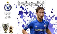Eden Hazard Season 12-13 PC (The_Old_Grey_Wolf) Tags: bridge football europe chelsea eden stamford fc premier 2009 hazard league champions facup 2010 premiership cfc