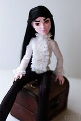 Sebastian (Trotilla) Tags: shirt pants sebastian handmade cam wig 2012 vampireboy 201208 monsterhigh monsterhighboy