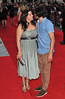 Nina Wadia and guest 'Keith Lemon the Film' World premiere held at the Odeon West End