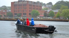 WaterFIre keeps going in the rain!