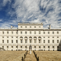 UK - London - Greenwich - Old Royal Naval College courtyard sq (Darrell Godliman) Tags: uk greatbritain travel england copyright building london tourism architecture europe britishisles unitedkingdom britain greenwich eu gb wren christopherwren europeanunion allrightsreserved navalcollege architecturalphotography travelphotography oldroyalnavalcollege instantfave omot travelphotographer flickrelite dgphotos darrellgodliman wwwdgphotoscouk architecturalphotographer dgodliman royalgreenwich royalboroughofgreenwich uklondongreenwicholdroyalnavalcollegecourtyardsqdsc7362 greewichnavalcollege
